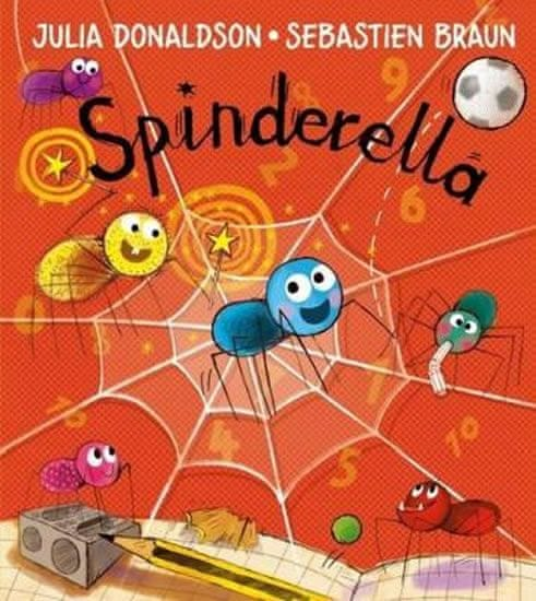 Donaldson Julia: Spinderella
