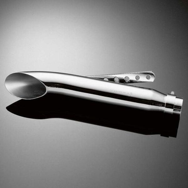 Highway-Hawk univerzální koncovka / tlumič výfuku TURNOUT, průměr 38-45mm (1ks)