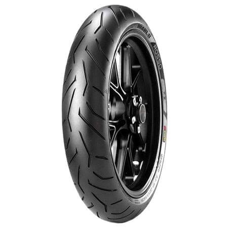 Pirelli 120/60 ZR 17 M/C (55W) TL Diablo Rosso II predné