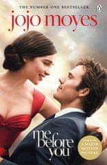 Moyesová Jojo: Me Before You  (film tie-in)
