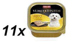 Animonda mokra karma dla psa V.Feinsten, wołowina, jajko, szynka 11 x 150g