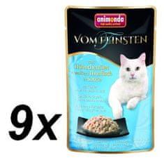 Animonda saszetki dla kota VF z kurczakiem i tuńczykiem w sosie 9 x 50 g