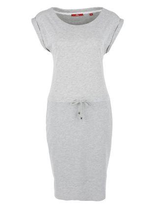 s.Oliver sukienka damska 34 szary