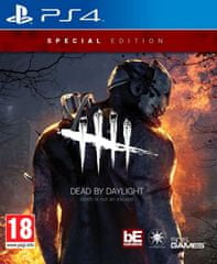 505 Gamestreet Dead by Daylight (PS4)