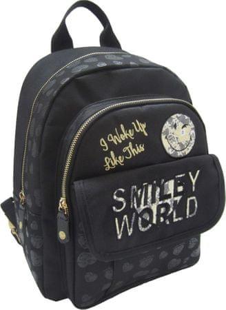 Smiley ruksak Fashion Lace