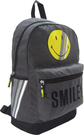 Smiley nahrbtnik Round Sporty