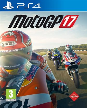 Namco Bandai Games MotoGP 17 (PS4)