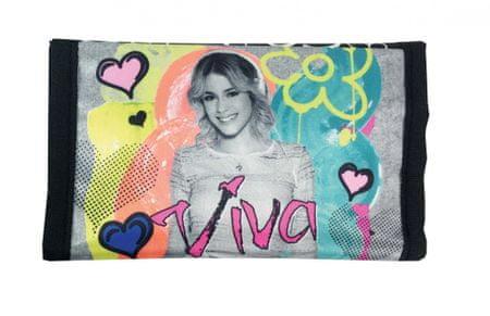 Violetta denarnica z vrvico