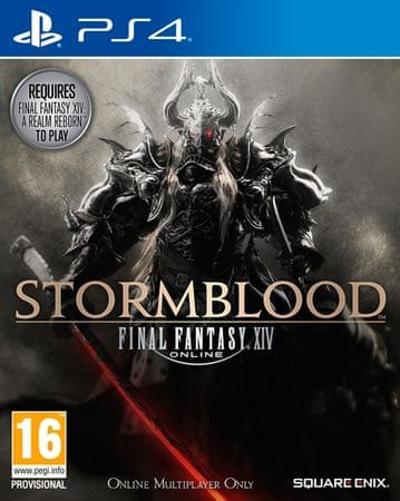Square Enix Final Fantasy XIV: Stormblood (PS4)
