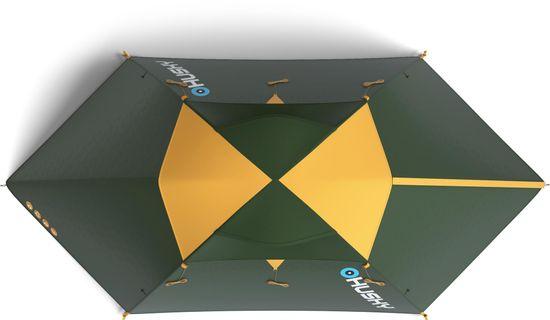 Husky Boyard 4 os classic zelená