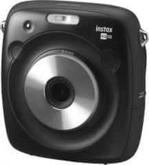 FujiFilm Instax Square SQ10 Fényképezőgép, Fekete
