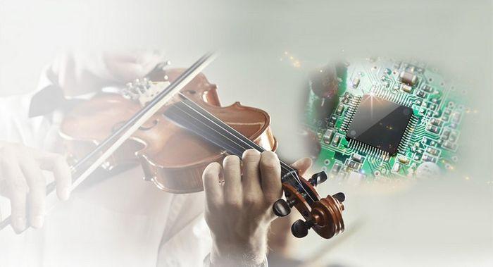 digitální zesilovač LincsD-Amp