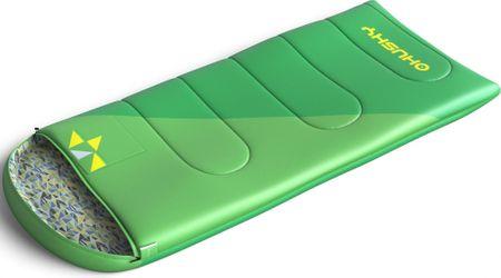 Husky Kids Milen -5°C Hálózsák-bal, Zöld, 135 cm
