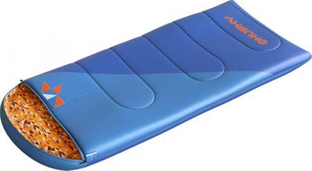 Husky Kids Milen -5°C Hálózsák-bal, Kék, 135 cm