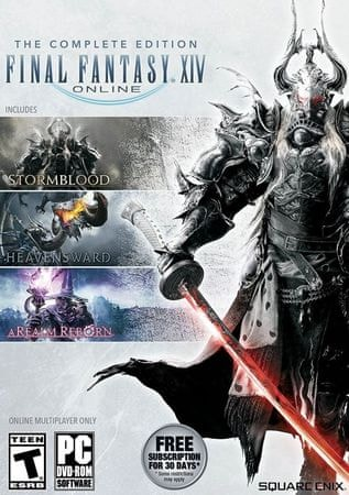 Square Enix Final Fantasy XIV Online All in One (PC)