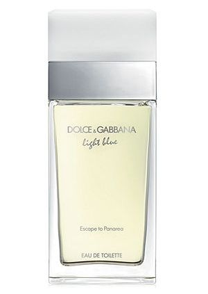Dolce & Gabbana Light Blue Escape To Panarea EDT, 50 ml