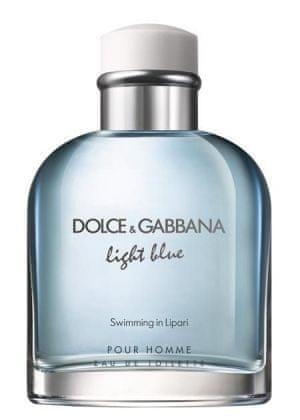 Dolce   Gabbana Light Blue Pour Homme Swimming in Lipari EDT, 125 ml ... 6f5968643799