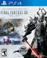 Square Enix Final Fantasy XIV Online All in One (PS4)