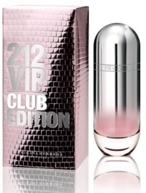 Carolina Herrera 212 Vip Club Editiion EDT, 80 ml