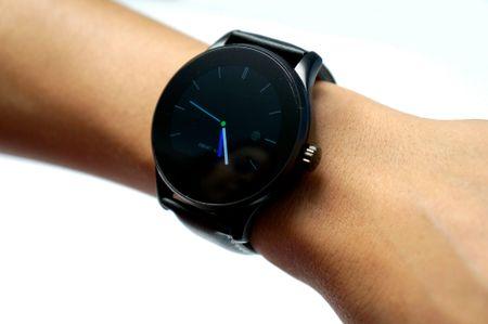Carneo Smart hodinky Manager - černé  65c56bea5a5