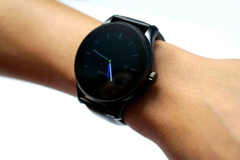 Carneo Smart hodinky Manager - černé