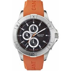Gant Fulton Black-Orange - Rubber W10957 - rozbaleno