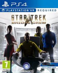 Ubisoft Star Trek: Bridge Crew / PS4 VR