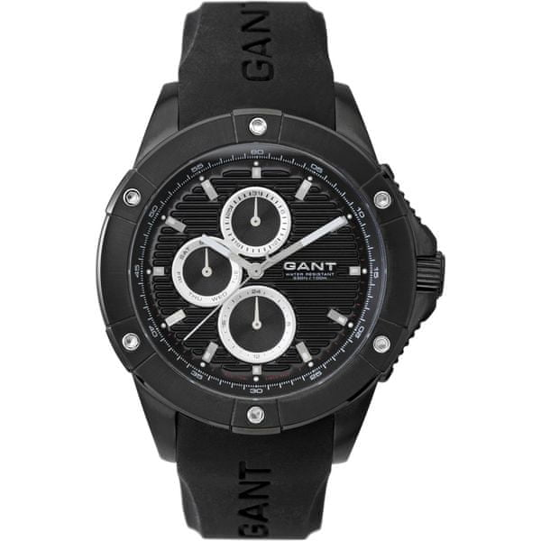 Gant Fulton Black - Rubber W10954