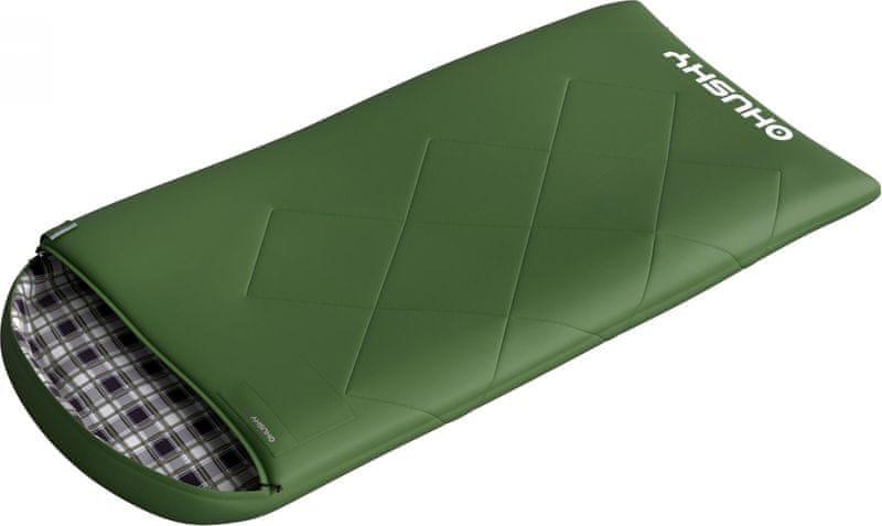 Husky Kids Galy -5°C zelená