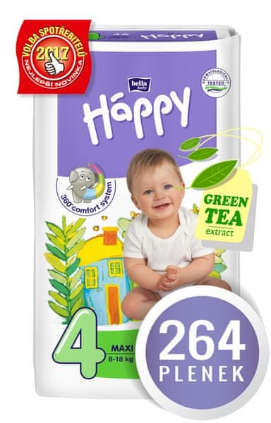 Bella Happy Maxi Big Pack - 264 ks