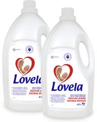 Lovela 2x Gel color, 4,7 l / 50 pracích dávek