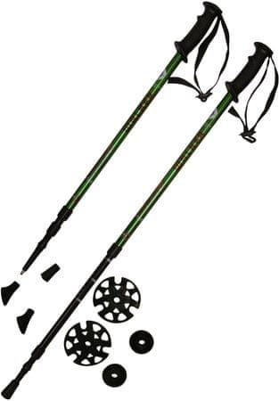BROTHER štapovi za hodanje 05-LTH130, zeleni