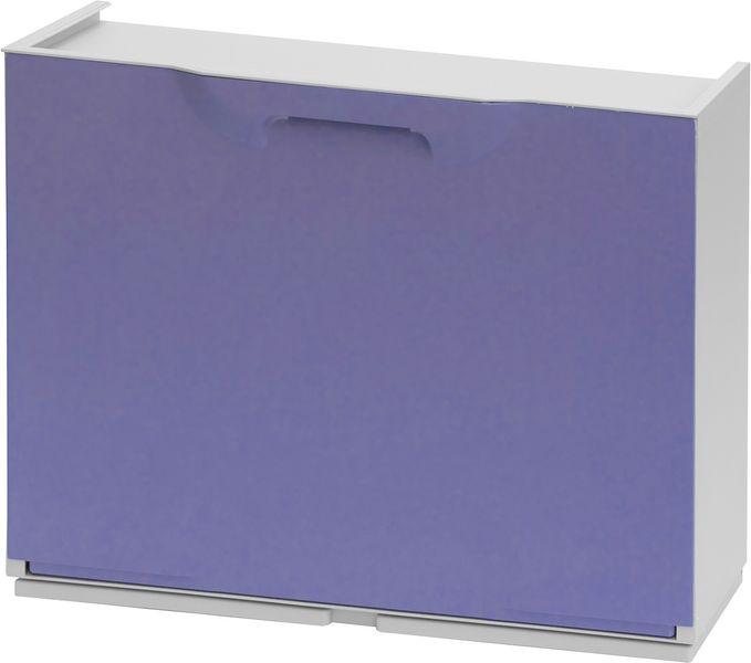 ArtPlast Plastový botník, fialový