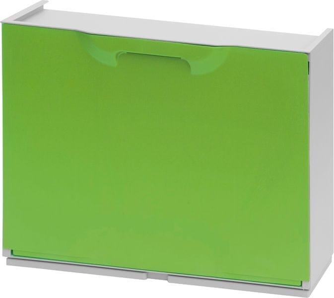 ArtPlast Plastový botník, zelený