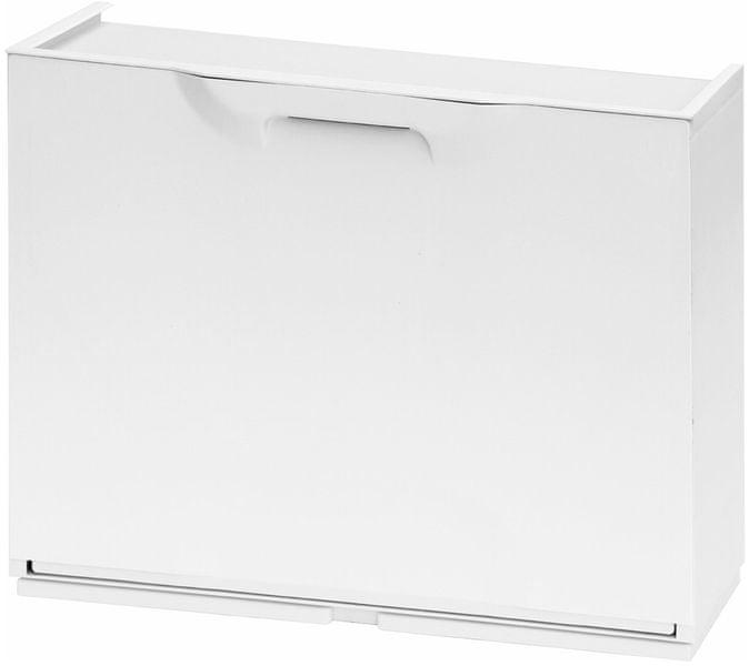 ArtPlast Plastový botník, bílý