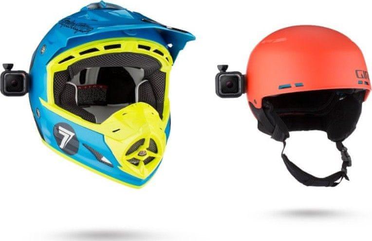 GoPro Nízkoprofilový otočný držák na helmu pro kamery HERO Session (Low Profile Helmet Swivel Mount)