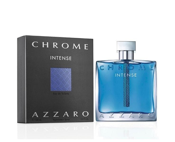 Azzaro Chrome Intense - EDT 100 ml