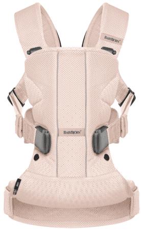 Babybjörn Nosítko ONE Powder pink Air Mesh