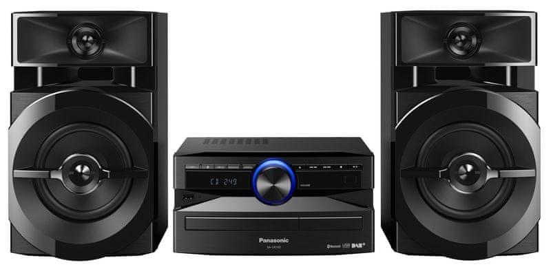 Panasonic SC-UX102E-K, černá