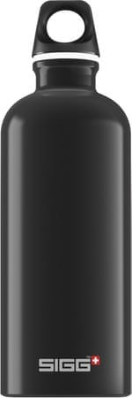 Sigg butelka Traveller 0,6 L Black