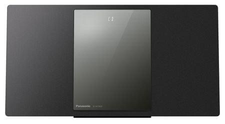 PANASONIC SC-HC1020EG-K Hi-fi mikrorendszer, fekete