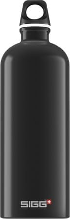 Sigg Traveller 1,0 L Black Touch
