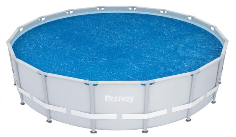 Bestway Solární bazénová plachta 470 cm