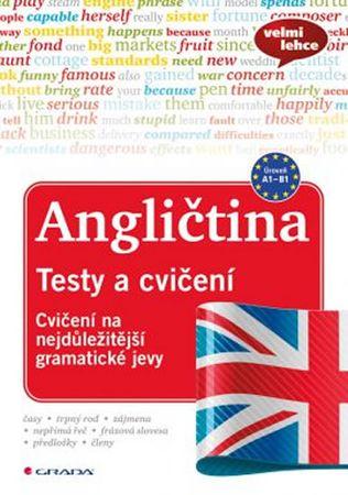 Galsterová Gabi, Bruggerová Sigrid,: Angličtina - Testy a cvičení