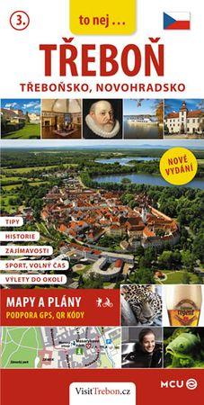 Eliášek Jan, Háková Marcela, Stupka Petr: Třeboň - kapesní průvodce/česky