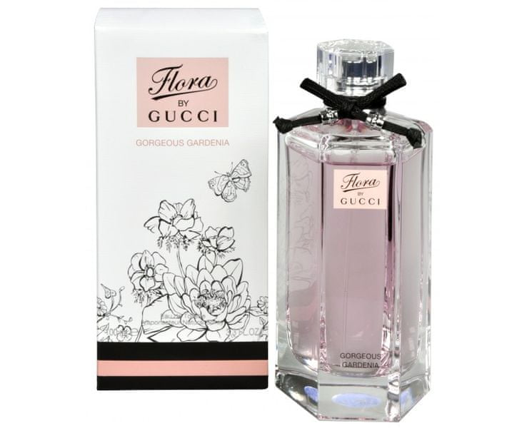 Gucci Flora By Gucci Gorgeous Gardenia - EDT 100 ml