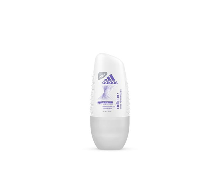 Adidas Adipure For Her - kuličkový deodorant 50 ml