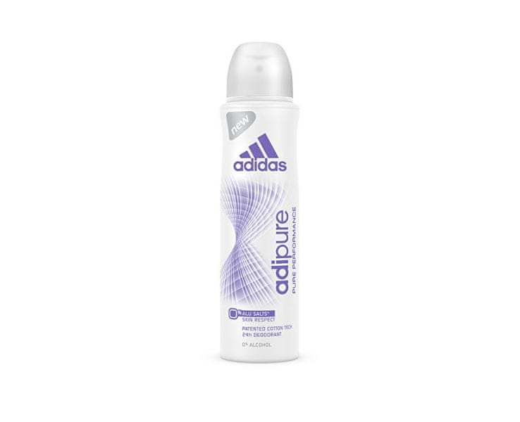 Adidas Adipure For Her - deodorant ve spreji 150 ml