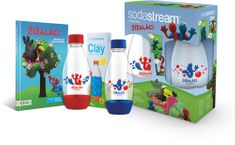 Sodastream dětský set Žížaláci 2 lahve