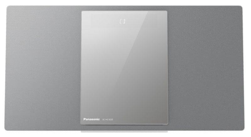 Panasonic SC-HC1020EG-S, stříbrná